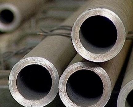 Металлические трубы с толстой стенкой