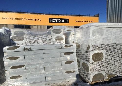 Базальтовый утеплитель Hotrock Акустик