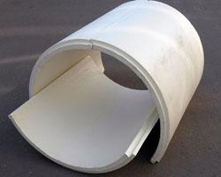 Теплоизоляционная скорлупа для труб