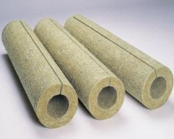 Теплоизоляционные навивные цилиндры Роквул