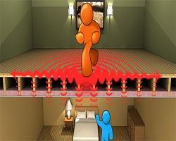 Распространение ударного шума между этажами