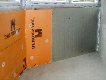 Использование пеноплекса для утепления балкона