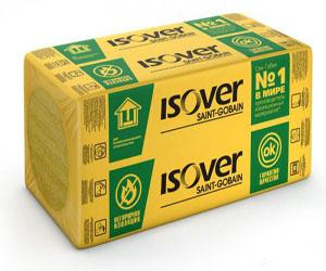 """Упаковка фасадного утеплителя от """"Isover"""""""