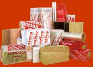 Весь модельный ряд продукции компании Роквул