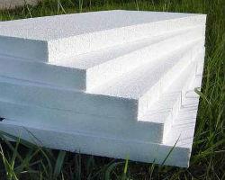 Пенополистирольные плиты для утепления