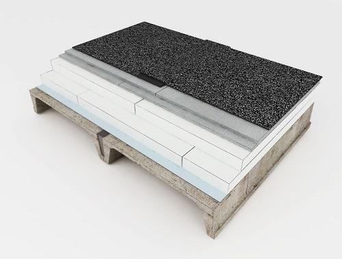 Теплоизоляция бетонных перекрытий пенополистиролом Кнауф