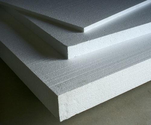 Пенополистирольные плиты различной толщины