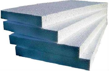 Структура пенополистирольных плит для утепления