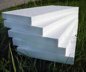 Теплоизоляционные плиты из пенопласта