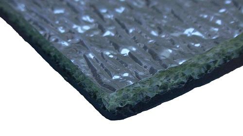 Структура теплоизоляции Порилекс
