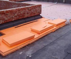 Теплоизоляционные плиты из пеноплекса