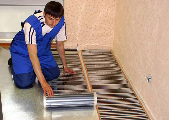 монтаж электрокотла с радиаторами отопления своими