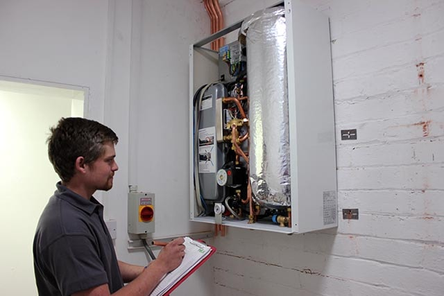 Разрешение на монтаж электрического отопителя