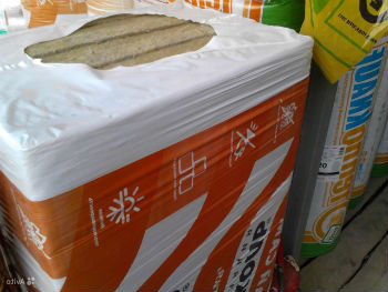 Пример упаковки с плитами Техноблок