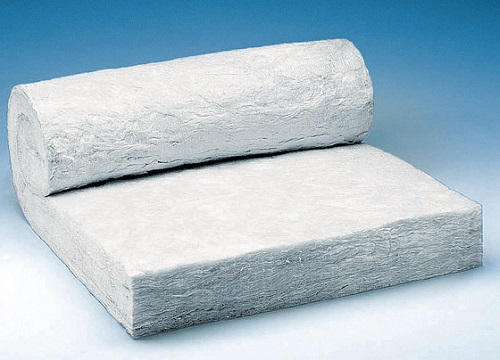 Минеральная вата Урса PureOne обладает чисто белым цветом