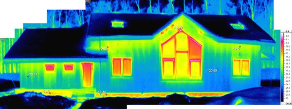 Потери тепла домом через неутепленный пол