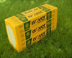 Утеплитель для фасада от компании Isover