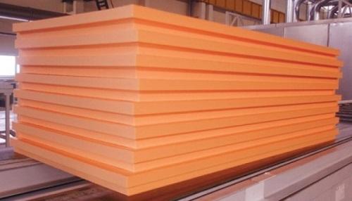 Пенополистирольные плиты для утепления фундамента