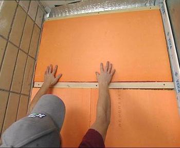 Использование пеноплекса для утепления внутренних стен