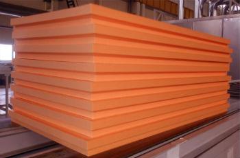 Крупногабаритные плиты пеноплекса М45