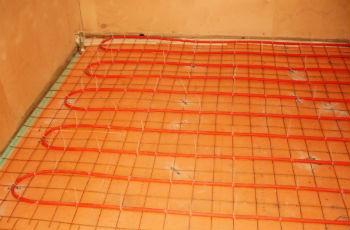 Применение пеноплекса в качестве теплоизоляции водяных теплых полов