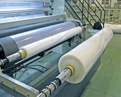 Линия по производству полиэтиленовой пленки