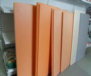 Плиты утеплительной изоляции из пеноплекса
