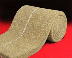 Прошивной мат из минеральной ваты, с сеткой