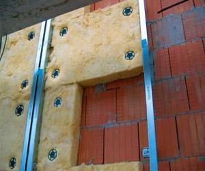 Теплоизоляционные плиты для стен под сайдинг