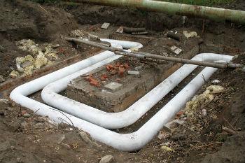 Жидкой теплоизоляцией можно покрывать даже подземные трубы