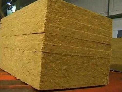 Плитный утеплитель из базальтовой ваты Изовол Izobel