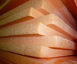 Изоляционные плиты из пеноплекса