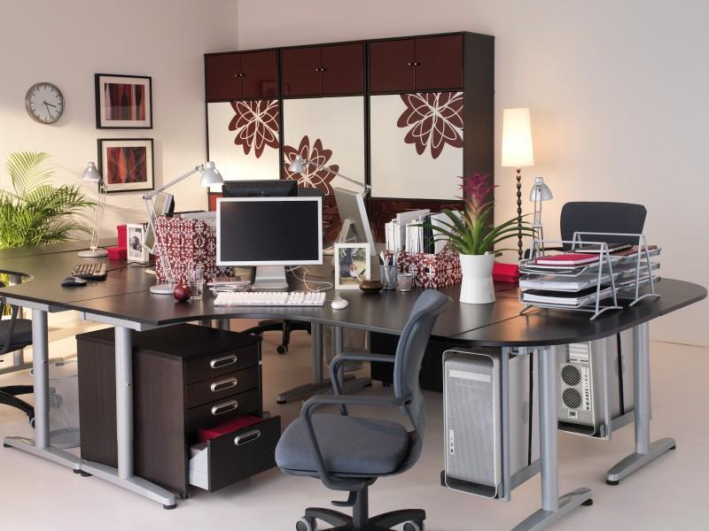 Как выбрать интерьер для офиса