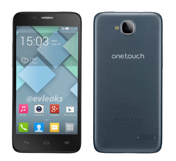 Alcatel готовит смартфон One Touch Idol Mini