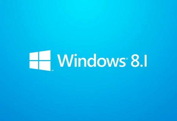 Работы над Windows 8.1 завершены