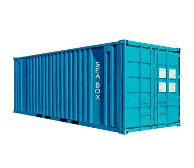 Железнодорожные грузоперевозки контейнеров и какие контейнеры бывают