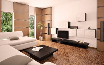 Корпусная мебель – прекрасное решение для гостиной