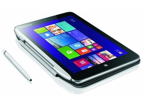 Lenovo представила планшет Miix2 на новейшей платформе Intel Bay Trail - T