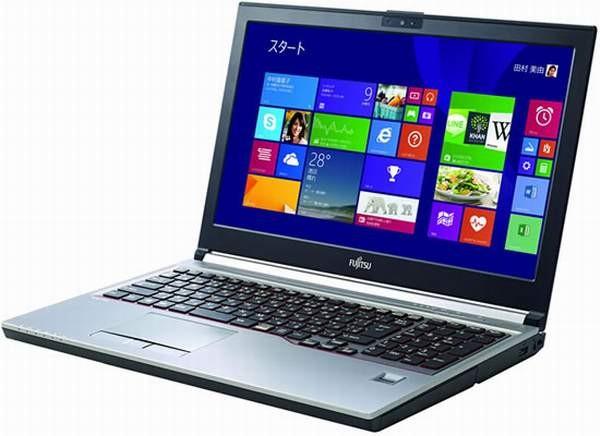Компания Fujitsu анонсировала мобильную рабочую станцию CELSIUS H730
