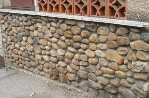 Как сделать каменную кладку