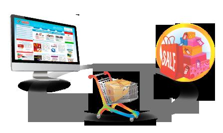 Создание интернет магазинов. Где лучше заказать разработку интернет магазина?