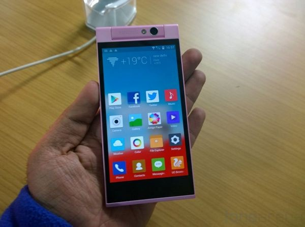 Смартфон Gionee Elife E7 Mini получит восьмиядерный процессор