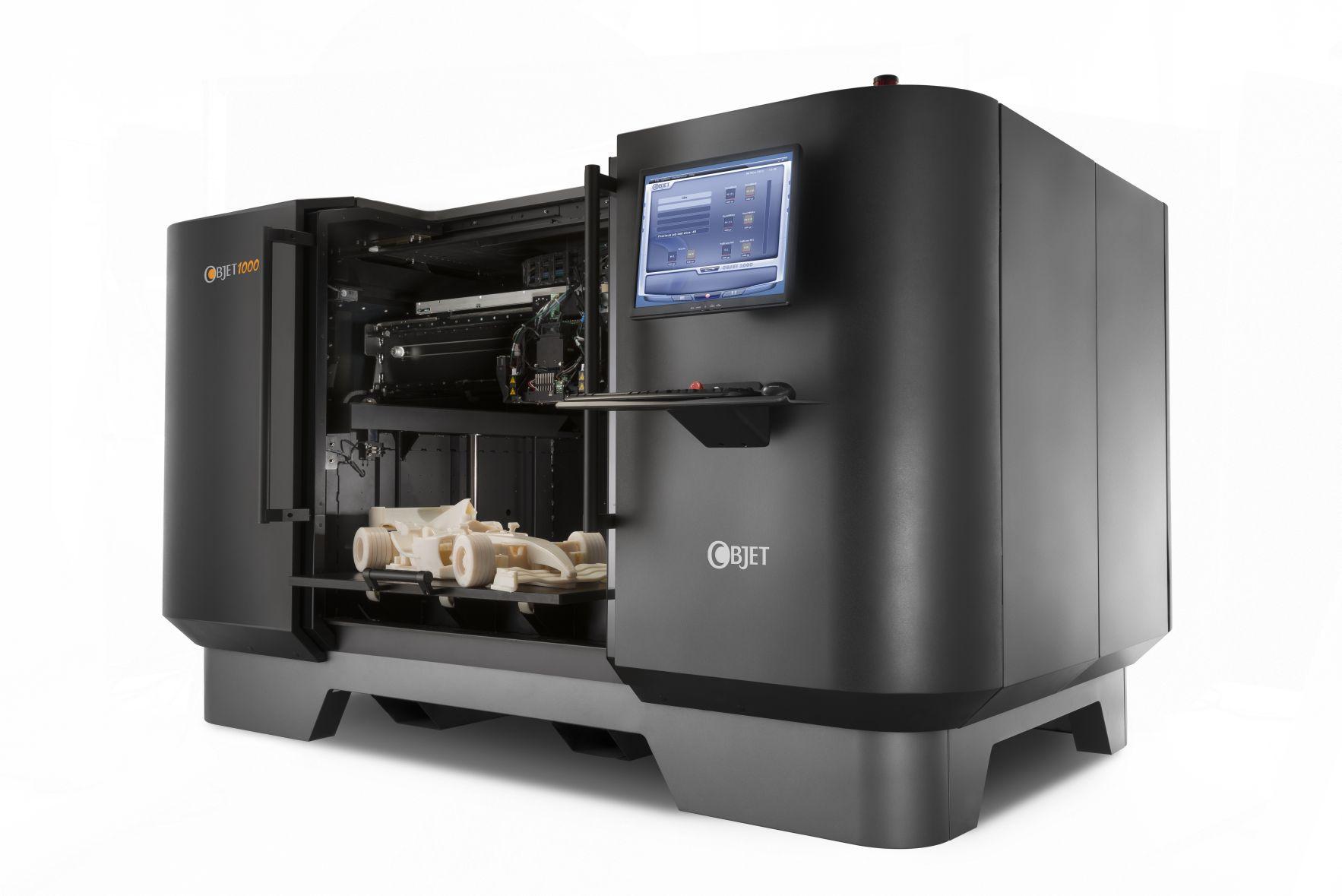 Три 3D принтера стоимостью менее 100 тыс. рублей