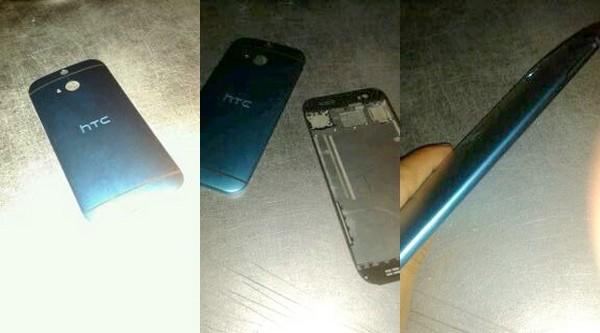 Смартфон HTC M8 получит три камеры