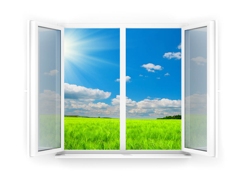 Современные окна из пластика