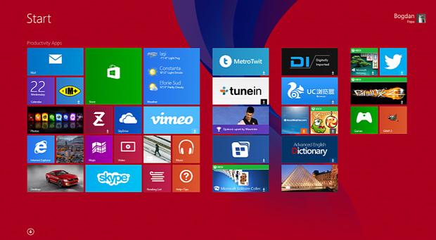 Обновление Update 1 вернет в Windows 8.1 стандартный интерфейс Windows