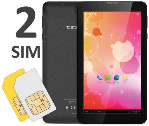 Мощный 7-дюймовый планшет с GPS и поддержкой Dual SIM