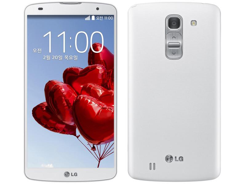 Компания LG представила 6,9 дюймовый планшетофон G Pro 2, отзывающийся на стук