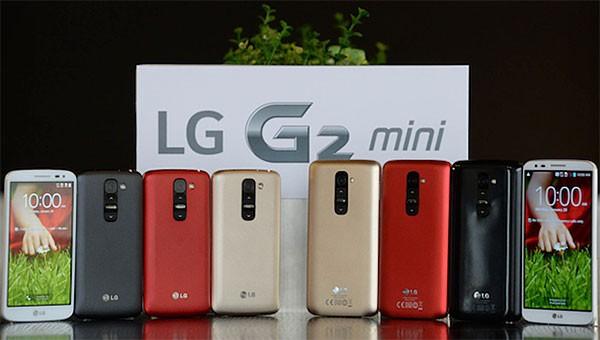 Официально анонсирован «облегченный» флагман LG G2 mini