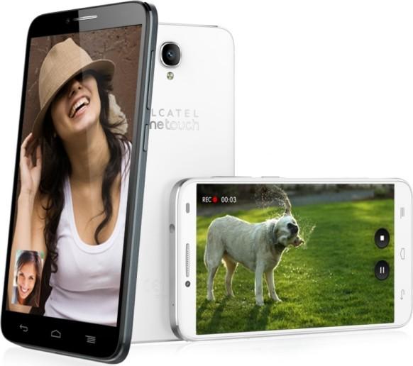 Компания Alcatel представила смартфоны Idol 2 и Idol 2 Mini
